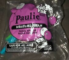 Subway Whistling Paulie And Wing Flapping Paulie Parrot Loose Toys 1998