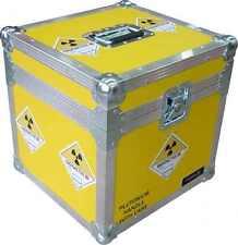 Back To The Future Nike Mags Case Plutonium Box BTTF Movie Replica Prop