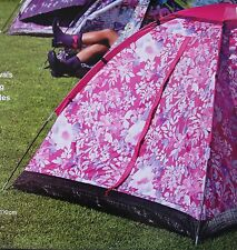 2 MAN TENT QUICK PITCH - TAPED SEAMS - EASY PITCH - NEW