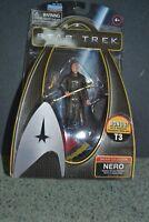 "STAR trek THE movie NERO action figure  3 3/4"""