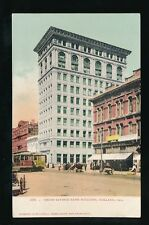 USA California OAKLAND Union Savings Bank Building c1902 u/b PPC