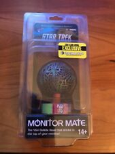 Star Trek Toy Fair 2014 Exclusive Monitor Mate Borg Sphere First Contact Mini