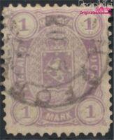 Finnland 19B y gestempelt 1875 Wappen (8883190