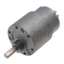 12V DC 10 RPM High Torque Gearbox Electric Motor RF-500TB-12560