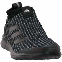 adidas Rapidarun LL (Little Kid/Big Kid)  Casual Running  Shoes Black Boys -