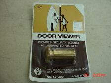 lot of 25 180 Degree Peephole Door Viewer Security