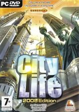 CITY LIFE  (PC GAME ) New Sealed