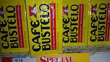 14 bricks Cafe Bustelo Espresso Ground Coffee -10 oz each latin molido spanish
