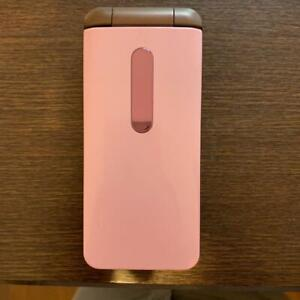 KYOCERA KYF31 GRATINA 4G WIFI KEITAI ANDROID Phone Pink Used from JP