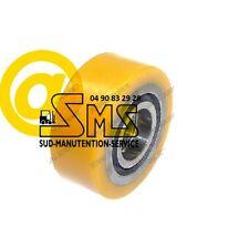 GALET ROUE STABILISATRICE VULKOLLAN 82 34 32 12 mm MIC PIECE DETACHEE