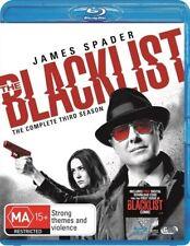 The Blacklist : Season 3 (Blu-ray, 2016, 6-Disc Set)