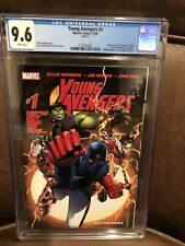Young Avengers #1 CGC 9.6 2005 NFR VARIANT 1ST YOUNG AVENGERS 1ST KATE BISHOP