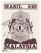 (I.B) Malaysia Revenue : Duty Stamp $10