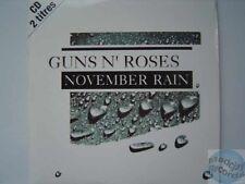 GUNS N' ROSES november rain CD SINGLE france french CARD SLEEVE