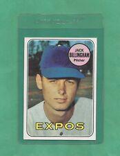 1969 Topps Montreal Expos Jack Billingham # 92 NM-MT Low Pop!!