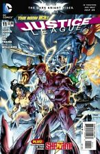 JUSTICE LEAGUE ISSUE 11 - FIRST 1st PRINT SHAZAM DC COMICS NEW 52