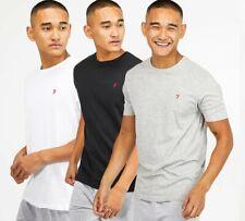 Farah - 3 Pack Lounge T-Shirt (Multi) Mens