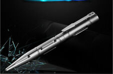 Self Defense Personal Safety Tactical Pen Ballpoint pen With Tungsten Steel Head