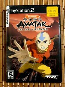 Avatar The Last Airbender  (Playstation 2 2006) - Free  CDN Shipping **