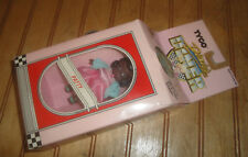 Vintage 1989 Tyco DIXIE DINER Patty Girl Doll African American in box