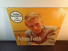 1965 ADAM FAITH LP on AMY / Teen Idol -BRITISH INVASION ROCK N ROLL NM IN SHRINK