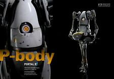 3A ThreeA Valve Portal 2 P-Body 1/6 Figure Retail Version NEW SEALED