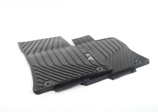 Genuine Audi All Weather Floor Mats (FRONT) 2015+ A3 8V5-061-502-041