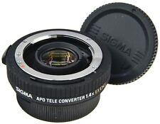 NIKON Sigma APO 1.4 EX DG Tele Converter