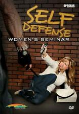 Self Defense A Women's Seminar Personal Protection Training Instruction DVD NEW