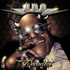 U.D.O. - Decadent [New CD]