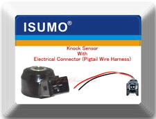 Knock  Detonation Sensor W/ Electrical Connector Fits: Infiniti Mercury Nissan