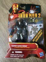"Marvel Universe 4"" Iron Man War Machine Figure #23"