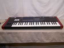 CME Midi Controller keyboard, model UF5, with solid build metal construction.