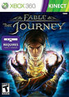 FABLE: THE JOURNEY, XBOX 360, REQUIRES KINECT, NEW, FACTORY SEALED, FREE SHIP