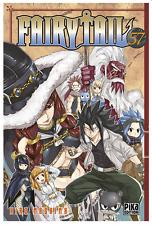 mangas Fairy Tail tome 57 Mashima Hiro Anime Shonen PIKA Dragon Slayer Natsu VF