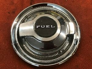 1969 1970 CHARGER OEM FUEL CAP 2925878 FLIP TOP TRIM RING  BEZEL 2880430