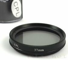 37mm CPL Circular Polarizer Lens Filter for Olympus E-P3 E-PL3 14-42mm II 17mm