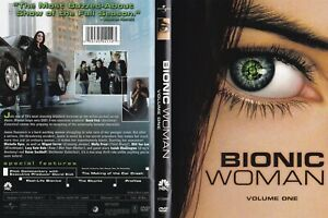 Bionic Woman - Volume 1 (Widescreen DVD, 2008, 2-Disc Set)