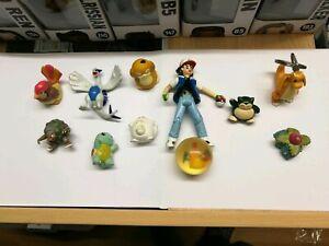 11 x Pokemon Figures