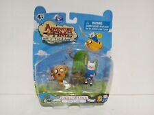"Adventure Finn & Jake Collector's Time Pack 2"" Pulgadas Figuras 14204"