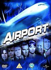 COFANETTO DVD - AIRPORT 75 77 79 80 (4 DVD) - Nuovo!!