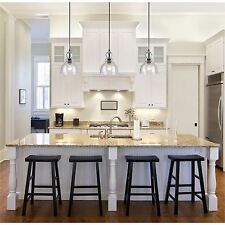 Lighting Fixtures For Kitchen Mini Pendant Hanging Industrial Brushed Nickel