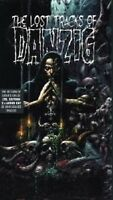 "DANZIG ""THE LOST TRACKS OF DANZIG"" 2 CD A5 BOOK NEU"