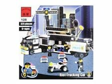 enLighten Police Building Toys
