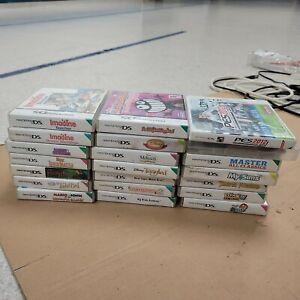 Joblot of  20 x Mixed  Nintendo DS games.