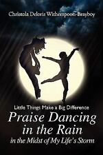 Praise Dancing in the Rain in the Midst of My Life's Storm : Little Things...