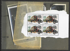 AUSTRALIA 2006 CARS FORD TT TRUCK 1917 Booklet Pane MNH