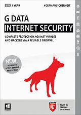 G DATA Laufzeit Antivirus und Sicherheit