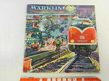 av353-0, 5 #Märklin/Marklin Catalogue 1962/63 D DM (with coupon)