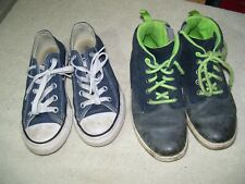 Boy's Sneakers 2 Pairs Sizes 13 and 12 1/2